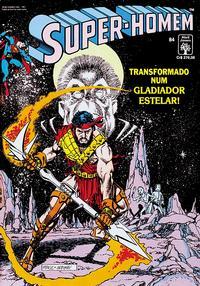 Cover Thumbnail for Super-Homem (Editora Abril, 1984 series) #84