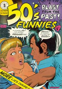 Cover Thumbnail for 50's Funnies (Kitchen Sink Press, 1980 series) #1