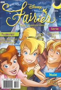 Cover Thumbnail for Disney Fairies – Feenes Hemmelige Verden (Hjemmet / Egmont, 2006 series) #8/2006