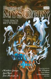 Cover Thumbnail for House of Mystery (DC, 2008 series) #3 - The Space Between