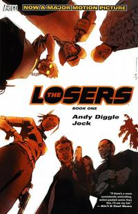 Cover Thumbnail for The Losers (DC, 2010 series) #1 & 2 [1]
