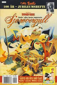 Cover Thumbnail for Carl Barks 100 år - jubileumshefte (Hjemmet / Egmont, 2001 series)