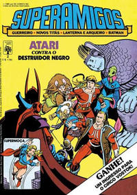 Cover Thumbnail for Superamigos (Editora Abril, 1985 series) #2