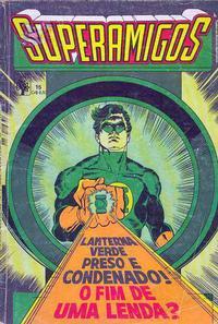 Cover Thumbnail for Superamigos (Editora Abril, 1985 series) #15