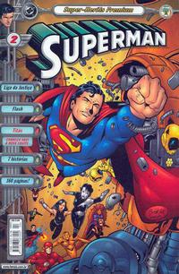 Cover Thumbnail for Superman (Editora Abril, 2000 series) #2