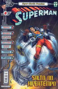 Cover Thumbnail for Superman (Editora Abril, 2000 series) #8