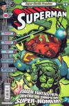 Cover for Superman (Editora Abril, 2000 series) #13