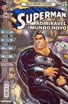 Cover for Superman (Editora Abril, 2000 series) #15