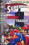 Cover for Superman (Editora Abril, 2000 series) #17