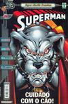 Cover for Superman (Editora Abril, 2000 series) #20