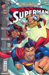 Cover for Superman (Editora Abril, 2000 series) #22