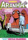 Cover for Homem-Aranha (Editora Abril, 1983 series) #8