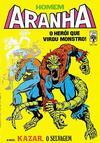 Cover for Homem-Aranha (Editora Abril, 1983 series) #17