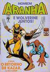 Cover for Homem-Aranha (Editora Abril, 1983 series) #36