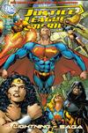 Cover for Justice League of America Sonderband (Panini Deutschland, 2007 series) #3 - Die Lightning-Saga