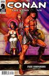 Cover for Conan the Cimmerian (Dark Horse, 2008 series) #18 / 68