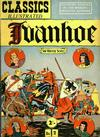 Cover for Classics Illustrated (Thorpe & Porter, 1951 series) #2 [HRN 77-167] - Ivanhoe