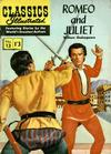 Cover for Classics Illustrated (Thorpe & Porter, 1951 series) #13 [HRN 134] - Romeo and Juliet