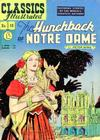 Cover for Classics Illustrated (Thorpe & Porter, 1951 series) #18 [HRN 82] - The Hunchback of Notre Dame