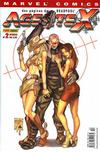 Cover for Agente X (Panini Brasil, 2003 series) #2