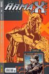Cover for Arma X (Panini Brasil, 2003 series) #2