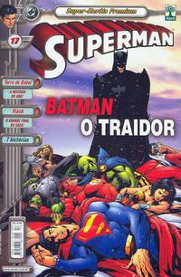 Cover Thumbnail for Superman (Editora Abril, 2000 series) #17