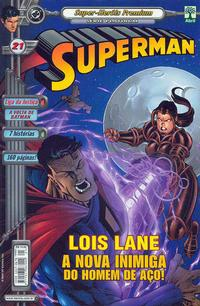 Cover Thumbnail for Superman (Editora Abril, 2000 series) #21