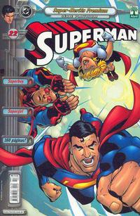 Cover Thumbnail for Superman (Editora Abril, 2000 series) #22