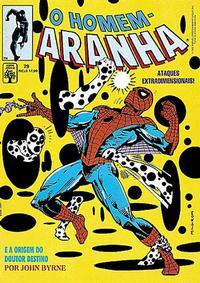 Cover Thumbnail for Homem-Aranha (Editora Abril, 1983 series) #79