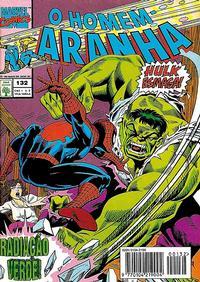 Cover Thumbnail for Homem-Aranha (Editora Abril, 1983 series) #132