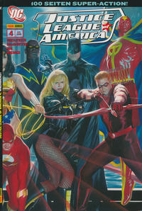 Cover Thumbnail for Justice League of America Sonderband (Panini Deutschland, 2007 series) #4 - Wachdienst