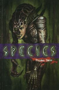 Cover Thumbnail for Species: Human Race (Dark Horse, 1997 series)