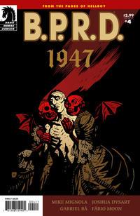 Cover Thumbnail for B.P.R.D.: 1947 (Dark Horse, 2009 series) #4