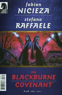 Cover Thumbnail for The Blackburne Covenant (Dark Horse, 2003 series) #3