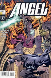 Cover Thumbnail for Angel (Dark Horse, 2001 series) #2
