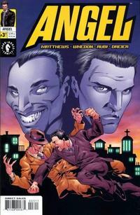 Cover Thumbnail for Angel (Dark Horse, 2001 series) #3