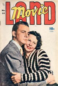 Cover Thumbnail for Movie Land (Bell Features, 1950 series) #24
