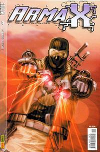 Cover Thumbnail for Arma X (Panini Brasil, 2003 series) #4
