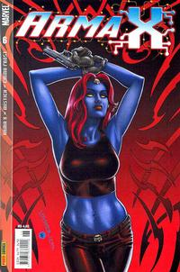 Cover Thumbnail for Arma X (Panini Brasil, 2003 series) #6