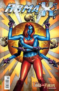 Cover Thumbnail for Arma X (Panini Brasil, 2003 series) #10
