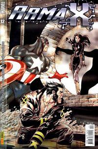 Cover Thumbnail for Arma X (Panini Brasil, 2003 series) #12