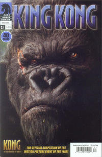Cover Thumbnail for King Kong: The 8th Wonder of the World (Dark Horse, 2005 series) #1