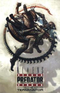 Cover Thumbnail for Aliens vs. Predator vs. The Terminator (Dark Horse, 2001 series)