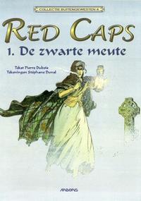 Cover Thumbnail for Collectie Buitengewesten (Arboris, 1999 series) #4 - Red Caps 1: De zwarte meute