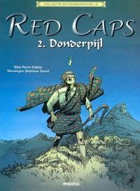 Cover Thumbnail for Collectie Buitengewesten (Arboris, 1999 series) #12 - Red Caps 2: Donderpijl