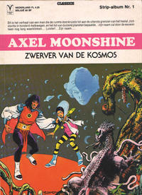 Cover Thumbnail for Axel Moonshine Strip-album (De Vrijbuiter, 1979 series) #1