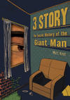 Cover for 3 Story: The Secret History of Giant Man (Dark Horse, 2009 series)