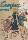 Cover for Campus Comics (Bell Features, 1950 series) #6