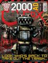 Cover for 2000 AD (Rebellion, 2001 series) #1667