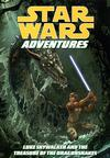 Cover for Star Wars Adventures: Luke Skywalker and the Treasure of the Dragonsnakes (Dark Horse, 2010 series)